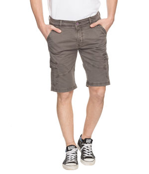 Cargo Pocket Shorts, 30,  grey