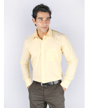 Brand New Stori Shirt for Men - NOS-M-118I, yellow,...