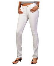 Fungus Women Denim Jeans - FLD-012, White, 28
