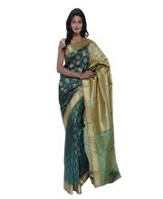 Fav Diva South Silk Rich Pallu Saree, Multicolor