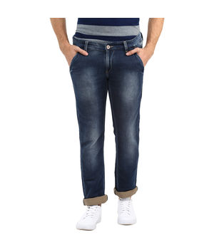 Skinny Fit Jeans,  blue, 38
