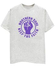 Champu Northern Soul Men's T-Shirt CHMP_ MT_ 276, Grey, S