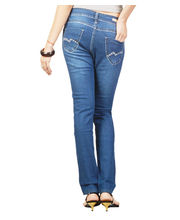 Fungus Women Denim Jeans - FLD-014, Black, 30