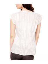 Osia Top DOD-Top-012, White, L