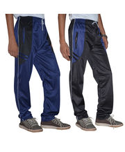 American Derby Pack Of 2 Track Pants- D7-TP-018-019, Multicolor