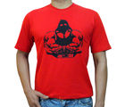 The Punisher T-Shirt (Red, L)