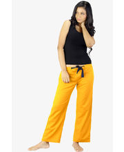 Miss Chase Drawstring Pajamas (MCAW12PJ04-01-29), Yellow, Xl