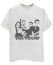 Champu The Clash Men's T-Shirt CHMP_ MT_ 396, Grey, L