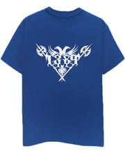 Champu 1389 Metal Rock Band Men's T-Shirt CHMP_ MT_ 141, Blue, M