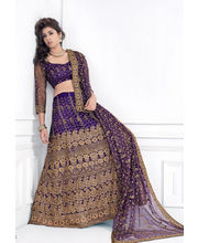 Hypnotex Cotton Designer Lengha Choli XLNC8011C, Multicolor