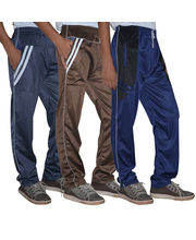 American Derby Pack Of 3 Track Pants- D7-TP-016-017-018, Multicolor