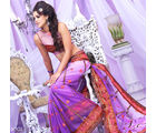 Sahiba Designer Saree 1312, purple