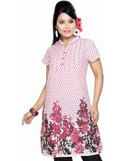 Mumbai Slang Women Cotton Kurti
