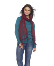 MTG Shawls & Stoles For Women - D7-STL-13, Brown