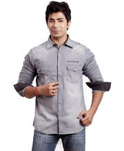 Crosscreek Casual Denim Shirt - 980302