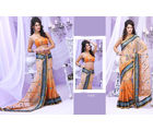 Sahiba Designer Saree 1301, orange
