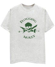 Champu Flogging Molly Men's T-Shirt CHMP_ MT_ 273, Grey, S