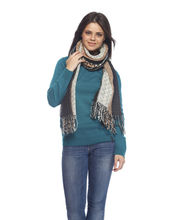 MTG Shawls & Stoles For Women - D7-STL-24, multicolor