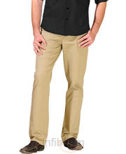 Yepme Smart Casual Khaki Trousers