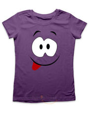 Teesort Purple T-Shirt