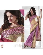 One Minute Ready to Wear Saree