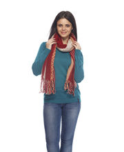 MTG Shawls & Stoles For Women - D7-STL-21, Multicolor