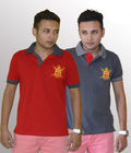 West Rock Pack of 2 Barcelona Polo T Shirt