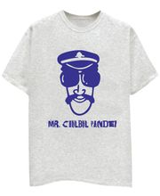 Champu Chulbul Pandey Men's T-Shirt CHMP_ MT_ 458, Grey, S