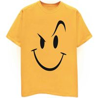 Naughty Smiley, m, yellow