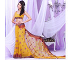 Sahiba Designer Saree 1309, yellow