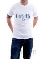 Go untucked I like FB (T-shirt)