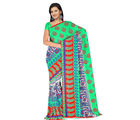 Designer Art Silk Saree With Unstitched Blouse - 30564-GR, green