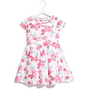 SCULLERS KIDS Floralicious Dress, pink, xl