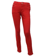 Fungus Ladies Denim - FJL-004, Red, 28