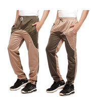 American Derby Pack Of 2 Track Pants- D7-TP-008-009, Multicolor