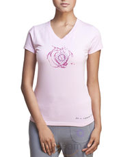 DUSG - OM Ladies Yoga Top