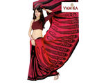 Vamika printed Georgette saree-VMS0103, multicolor