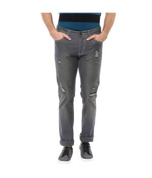 Five Pocket Pants, 36,  charcoal