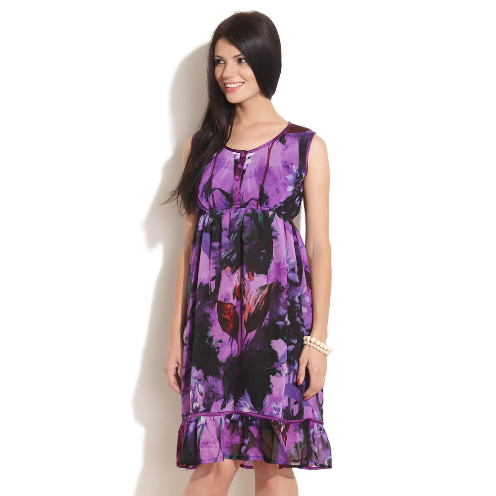 Hotberries Abstract Floral Print Dress for women only at Infibeam.com 1ac1cdb4f59864fd0334555cabe4a86e928ee42c.jpg.999x1000x1000