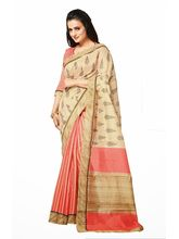 Vamika Bhagalpuri Silk Women's Saree, design3