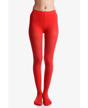 Miss Chase Waist To Toe Stocking -MC PF 13 STKS 03-01-64, Red