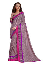 Good Karma Georgette Sarees - SULT50017, multicolor