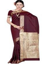Beautiful Silk Saree 287 (Multicolor)