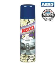 ABRO Scented Dashboard Polish-Vanilla DP-523-Vanilla (220 ml), multicolor