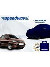 Speedwav Car Body Cover Maruti Zen Estilo - Champion (Best Quality), royal blue