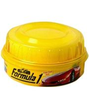 Formula 1 Carnauba Car Wax Polish 340gm (Yellow)