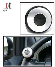 IPOP- Mini Power Handle Steering Knob, black