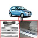 FloMaster Foot Steps Sill Plate for Maruti Alto (Set of 4)