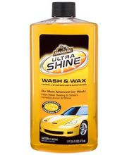 ArmorAll-Ultra Shine Wash & Wax 473ml for Cars & Bikes
