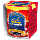 Areon Gel Car Air Freshener Car Perfume-Apple,  red